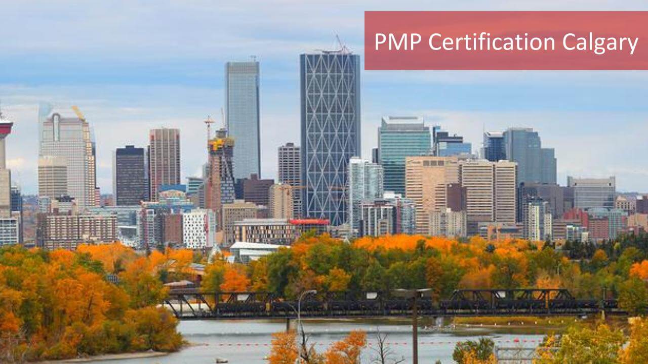 2019 Pmp Certification Calgary Top 10 Pmp Training Calgary Options