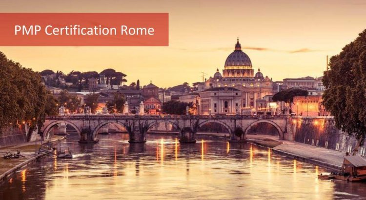 PMP Certification Rome