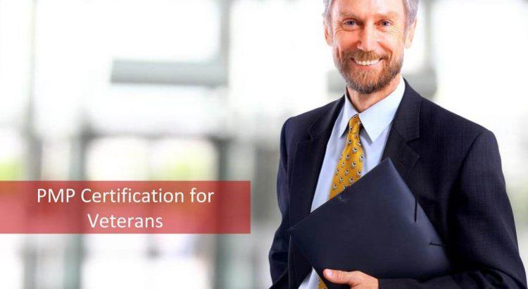 PMP Certification for Veterans