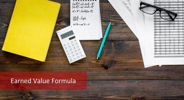 Earned Value Formula