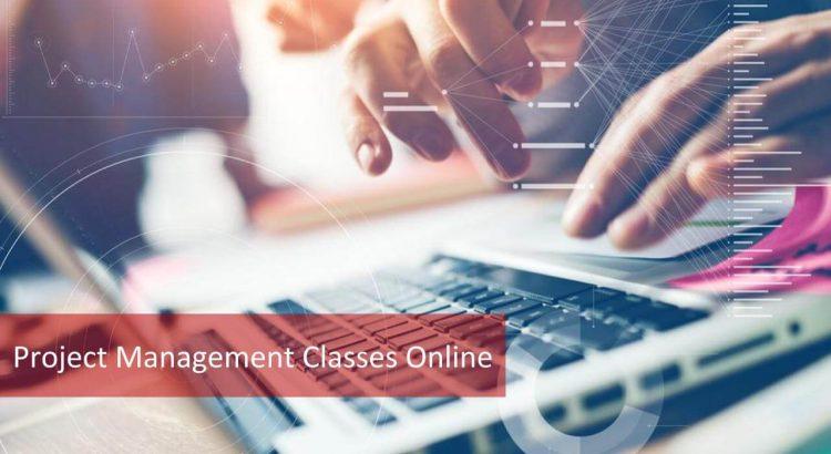 Project Management Classes Online