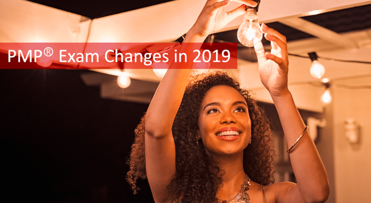 2019 PMP exam changes