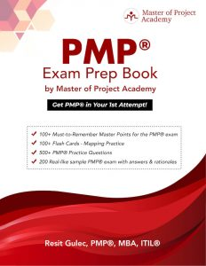 PMP Exam Prep Book by Master of Project Academy