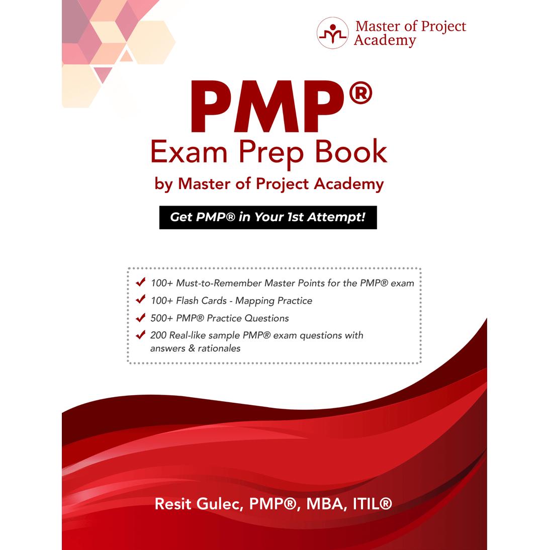 PMP-Prep-Book-Cover PMP Rita Mulcahy Book - 100% Review of How to Use Rita PMP Book