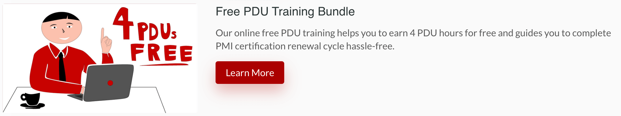 Free-PDU-Training PMP PDU Requirements - Make 100% Sure Your PDUs Are Valid!