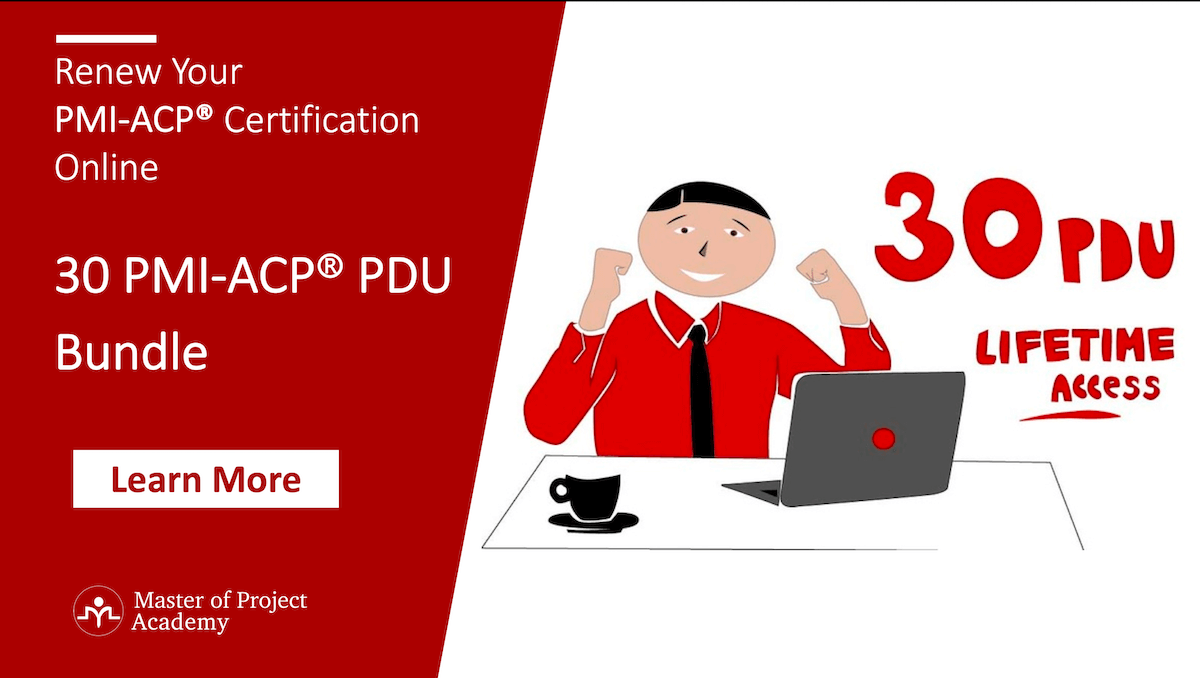 30-PMI-ACP-PDU-Bundle PMI-ACP PDU - Important Points About Renewing PMI-ACP® Cert.