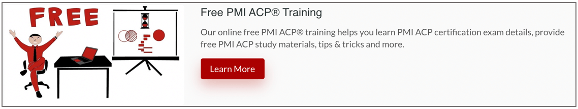 Free PMI-ACP Training