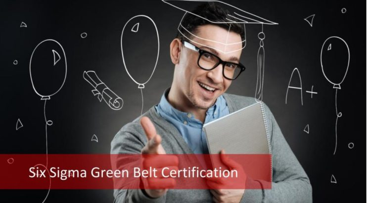 Green Belt Certification