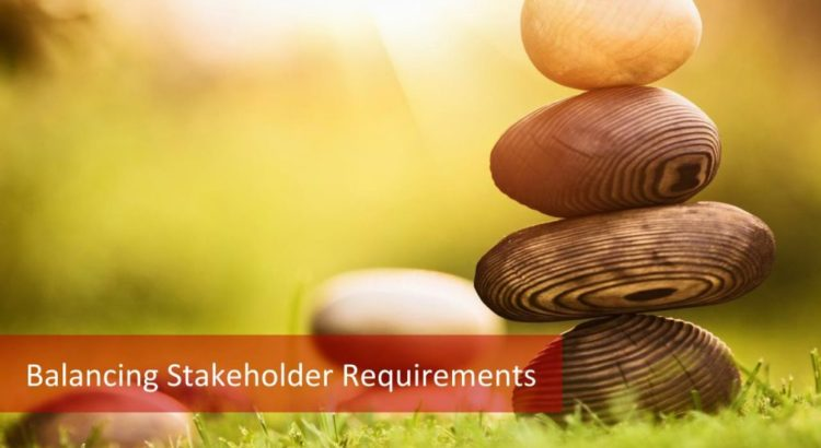 Stakeholder Requirements