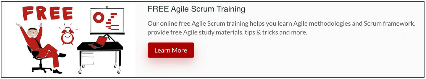 Free-Agile-Scrum-Training Scrum Master Certification - Top 4 Scrum Certification Programs