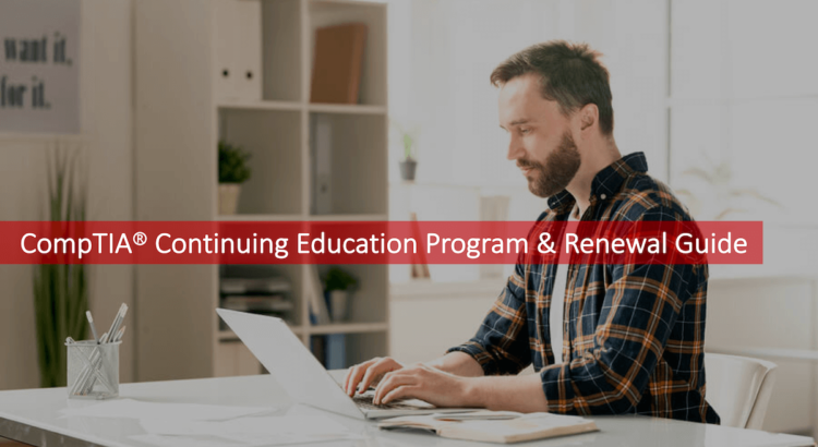 CompTIA Continuing Education Program