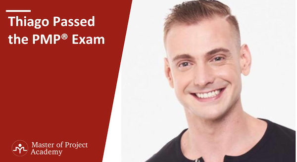 PMP-Thiago Is Master of Project Academy REP or ATP? Answer: Our Courses Are Accepted by PMI