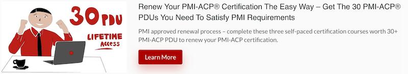 PMI-ACP-PDU-Bundle PMI-ACP PDU Requirements - What You Need to Renew PMI-ACP