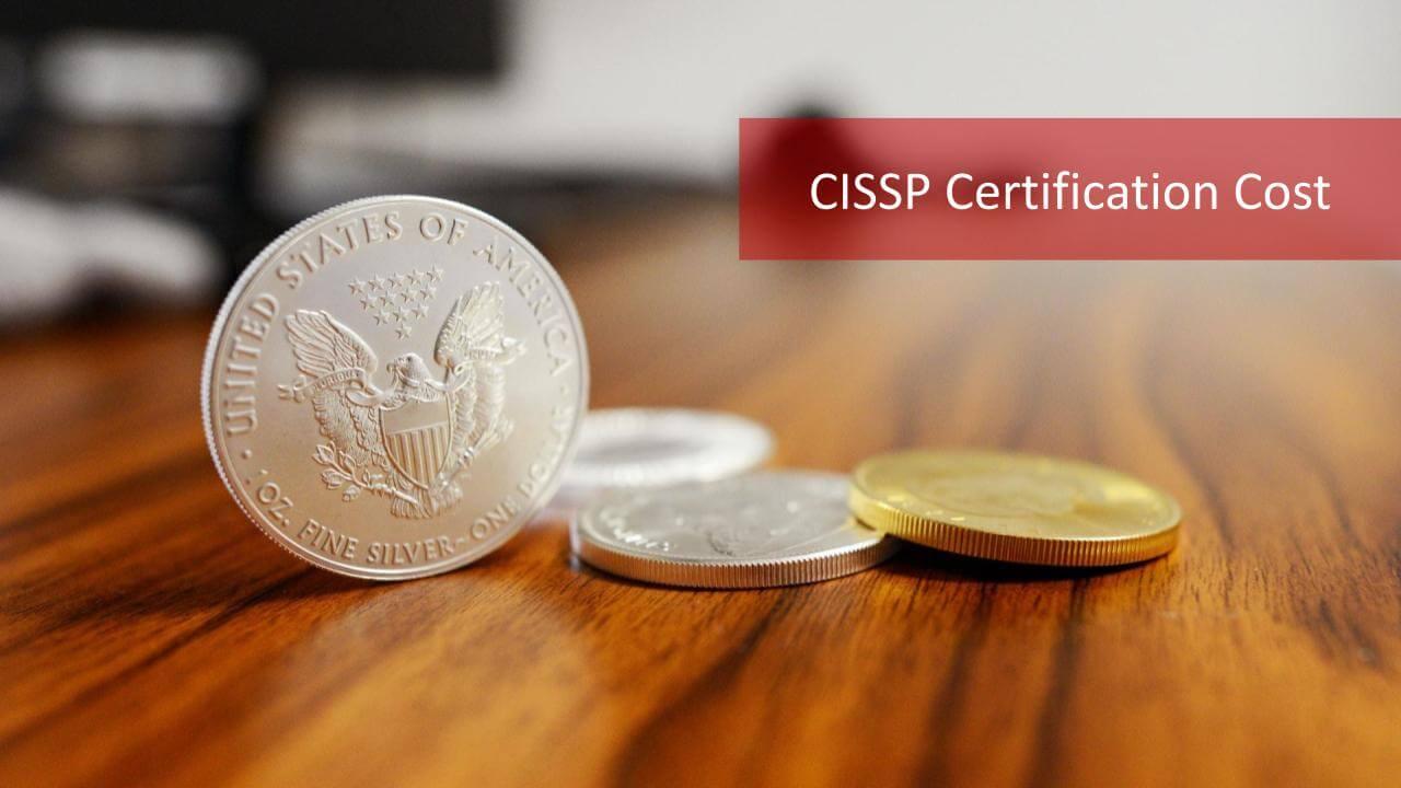 CISSP Certification Cost