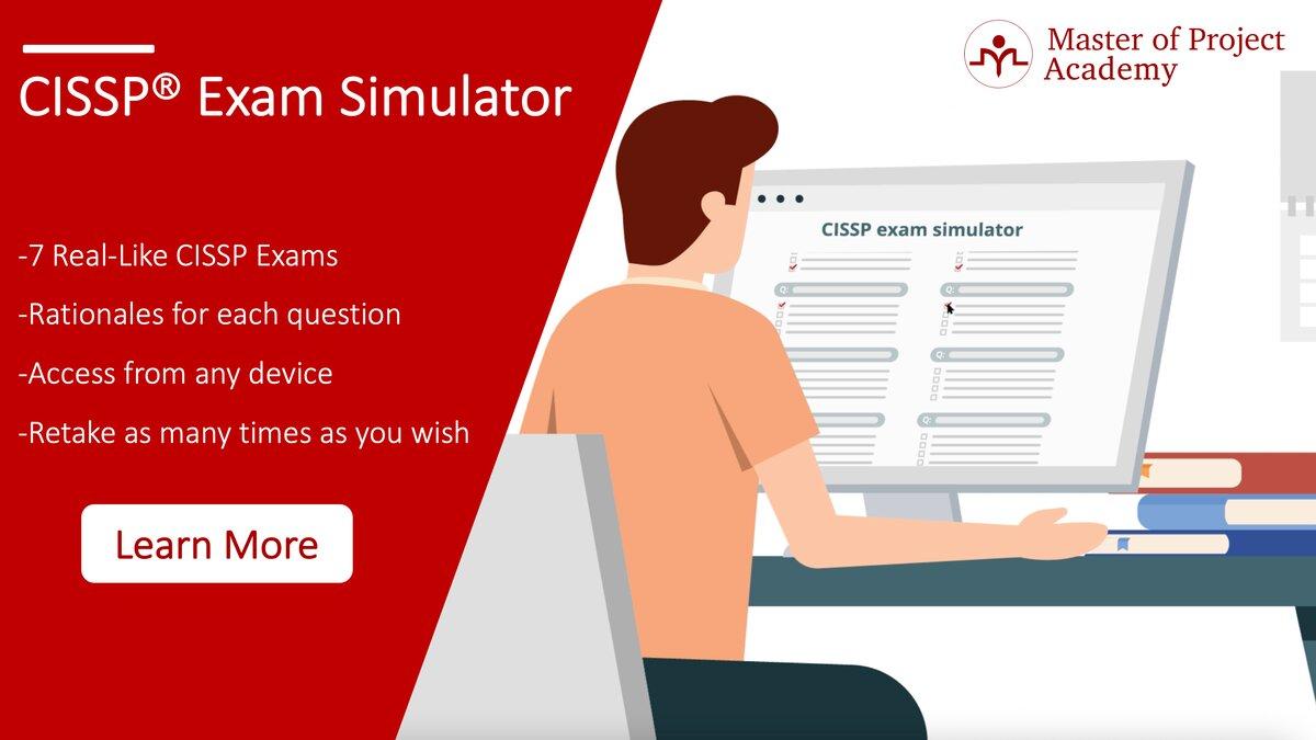 CISSP-Practice-Exam-Simulator CISSP Study Guide - 7 Steps to CISSP Success