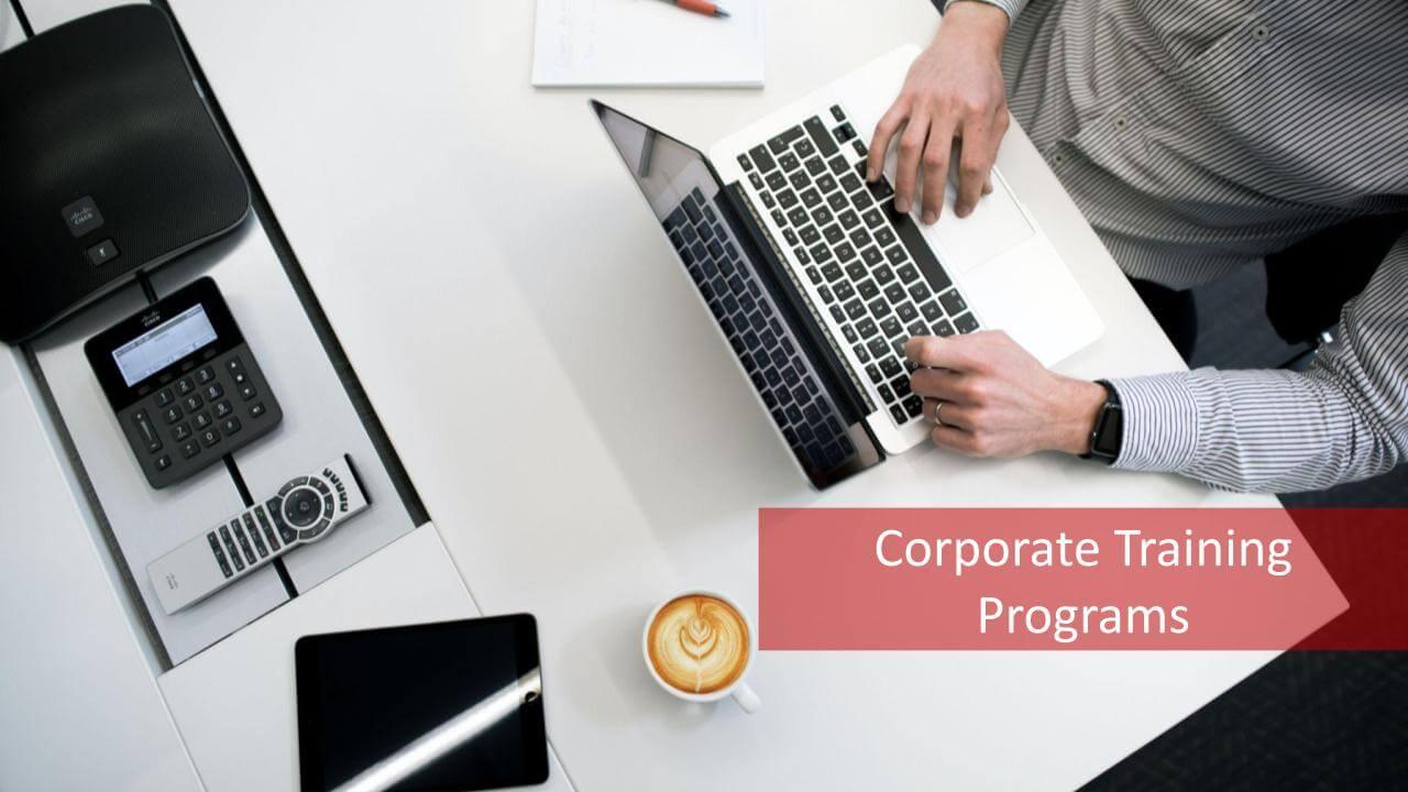 Online Self Paced Corporate Training Program